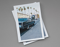 HERE magazine — The Line Hotel Los Angeles