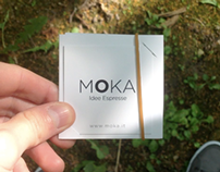 Corporate Id - Moka