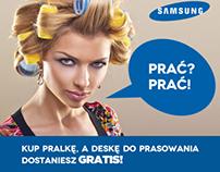 Samsung + Vileda