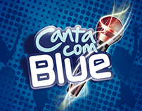 Canta com Blue