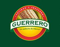 Website Tortillas Guerrero