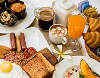 Kavanah Breakfast menu