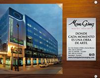 Hotel Galeria Man - Ging