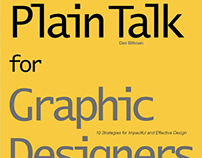 Plain Talk for Graphic Designers
