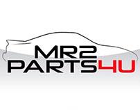 MR2 Parts Logo