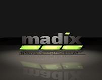 Madix Logo Video Series