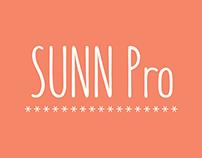SUNN Pro Handwriting Font