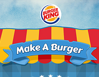 MAKE YOUR BK game