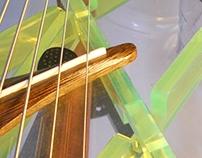 Transluscent guitars