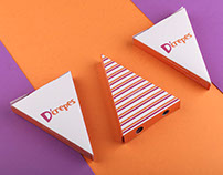 D'crepes // Packaging