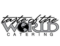 Taste of the World Catering Logo