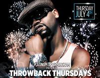 Throwback Thursday | Juvenile Promo Flyer