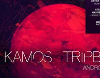 Kamos & Tripbuk - Andromedan