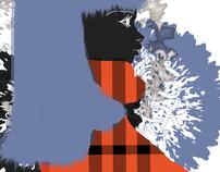 VALENTINA Fashion Illustration IPHONE APP+PSD 2011