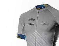 RTC Staubwolke cycling team kit 2017