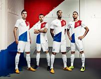 Nike Dutch National Soccer Team