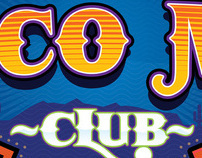 Cinco Mas Club Logo