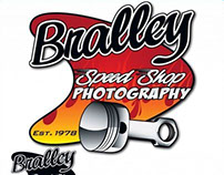 Bralley Speed Shop Photography Logo