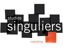 Brand Identity of Studios Singuliers