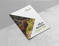 National Park Brochure Template
