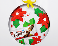 KINDER BUENO papercraft - IG content