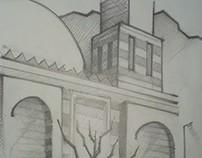 Pencil work