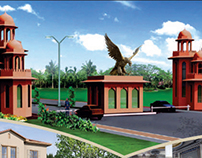 Falcon City, Multan (Brochure)