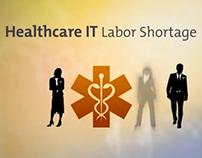 Healthcare IT Labor Shortages