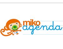 Miko Agenda imagen corporativa