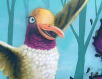 LOV birdies