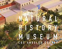 Mediatecture//National History Museum of Los Angeles