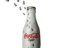 Botella CocaCola David Delfín