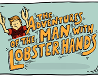 Graca's - The Adventures of the Man With Lobster Hands