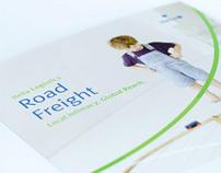 Itella Logistics brochures