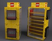 Lego Floor stand