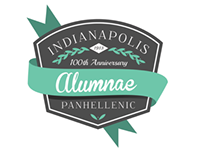 Indianapolis Alumnae Panhellenic Logo Concepts