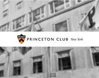 Copywriting for the Princeton Club NY