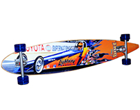 Doug Doll Longboard Wrap