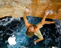 Apple - Chris Sharma