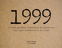 1999. Diseño editorial