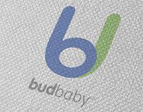 BudBaby Clothing Company Identity