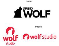 Rebrand - Wolf Studio