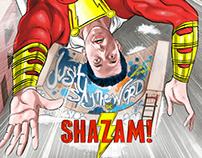Shazam! - Alternate Movie Poster