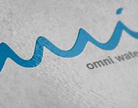 Omni Water Walls Logo