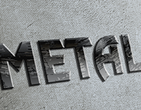 Metal Echo Logo Design