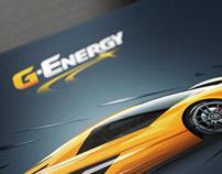 G-Energy brand brochure