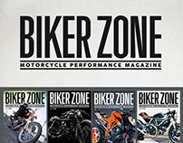Biker Zone Magazine - Header