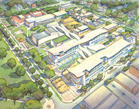 Oberlin Green Arts District Campus Plan
