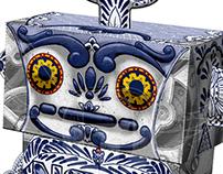 Paper Bot Talavera Mecanico