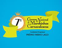 7º Concurso Nacional de Marchinhas Carnavalescas